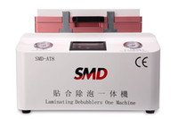 Wholesale Glass Iphone Machine - 2017 Hot Sale All in One SMD Laminating Debubblers Laminating Machine Max 15inch LCD Fix Repair Broken Touch Screen Panel Digitizer Glass