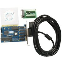 Wholesale Motor Milling - NC Studio PCI Motion Control Card Interface Adapter for CNC Router Engraving Milling Machine(3 Axis)