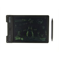 Wholesale drawing tablet toys - Drawing Board Portable Digital Writing Tablet With LCD Writing Screen + Drawing Pen 9 inch Handwriting Pads Drawing Toy For Kids