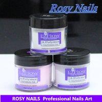 Wholesale Nail Products 3d Art - 1pcs free shipping new products ezflow dipping powder acrylic nails powder usa for 3d nail art
