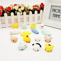 Wholesale rare decor for sale - Group buy Cute Mochi Squishy Cat slow rising Squeeze Healing Fun Kids Kawaii kids Adult Toy Stress Reliever Decor Squishiy Fashion Rare Animal