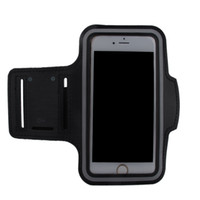 Wholesale card armband - For Iphone 7 7plus Waterproof Sports Running Armband Case For iphone 6plus Workout Armband Holder Pounch For iphone 5S 6 6S 6S free DHL