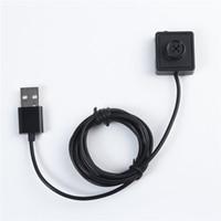 24 horas grabando camara al por mayor-NUEVO 1080P Mini botón de la cámara con 2M de cable largo 7/24 horas de grabación de bucle Soporte de detección de movimiento Max Support 32GB Pocket Video Recorder