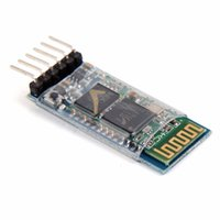 Wholesale Master Serial - 2pcs HC-05 Wireless Bluetooth Serial Transceiver Module Slave And Master Integrated Circuits Boards