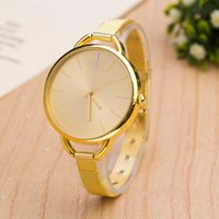 Wholesale New Designs Dress For Girl - Best Gift Dress Lady Women Watch Luxury watches Fashion Design Famous Top Brand bracelet wristwatches for girl role reloj free shipping