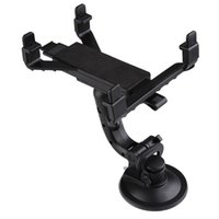 Wholesale Epad Ipad - Wholesale- Car GPS Tablet Holder Car Windshield Adjustable Suction Holder Stand Mount for iPad ePad GPS Tablet PC phone