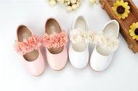 sapatas da idade nova venda por atacado-2017 sapatos e sapatos da menina Nova Coréia Do Sul são feitos para especial princesa sapatos idade 3-8 anos de idade