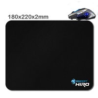 Logotipo de venda superior Hot Sell New Arrivals Personalizado Rectangle Non-Slip Borracha Soft Gaming Durable notebook mouse pad 220 * 180 * 2mm