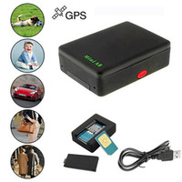 Wholesale Vehicle Gps Locator - A8 Mini Global Locator Realtime Vehicle Bike Car GSM GPRS GPS Tracker Tracking system device