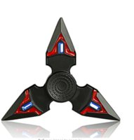 Wholesale Fidget Spinner design Hand Spinner Metal Triangle Leaf Spiners Crab Claw Anti Anxiety Decompression Toys EDC