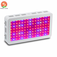Wholesale greenhouse garden grow flowers plants for sale - Full Spectrum w W W W LED Grow Light Double Chip Led Plant Lamp Indoor greenhouse growing garden flowering hydroponic lights