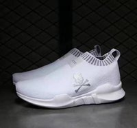 Wholesale Winter Canvas Shoes For Women - EQT x Mastermind JAPAN Running Shoes for Men and Women NMD city Sock Sneakers Ultra Boost Mens Black White Boots Size 39-44