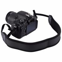 Freeshipping 2pcs lot Camera Neoprene Neck Strap For Nikon for Canon for Sony all SLR DSLR YKS