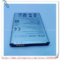 Wholesale Lg Optimus Lte - Wholesale- BL-54SH Li-ion Polymer Battery Baterij Batery 2540mAh For LG Optimus F7 LTE III LTE 3 F260 F260S F260K F260L US780 BL 54SH