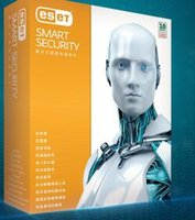 Wholesale wholesaleESET Smart Security v10 v9 ESET Nod32 year3pc Key username password
