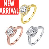 Wholesale Womens Gold Rings Cheap - Diamond rings Silver rings Womens rings New Arrival Wholesale Discount Fashion Brands Designer Online Store With Cheap Price For Sale