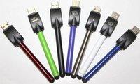 ingrosso inserire la cartuccia ce3-Vape penna 280mAh batteria CE3 O-Pen BUD Touch 510 discussione e sigarette Vapor Pen con caricatore USB per vaporizzatore a cartuccia olio cera
