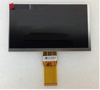 """Wholesale 3g Lcd Screen Glass - Wholesale- New LCD display Matrix For 7"""" Iconbit nettab sky 3g quad mk2 nt-3708s Tablet TFT LCD Screen Panel Glass Replacement Free Ship"""