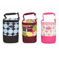 Wholesale Baby Bottle Cooler Bag - Milk Bottle Insulated Bag Cooler Bag For Insulated Breastmilk Storage Tight To Lock In The Cold & Preserve Important Nutrients For Your Baby
