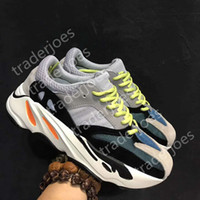 2017 New Arrival With Box Runner Homens e mulheres Wave Runner 700 Running Shoes Sneakers Free Drop Shipping