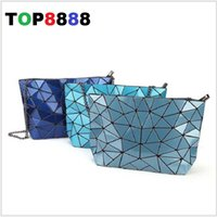 Wholesale Geometry Dresses - 13 Colors Lady Famous Brands Luxury Baobao Chain Messenger Bags Geometry Style Ladies Crossbody Chain Bag Women's Shoulder Bag