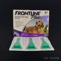Wholesale Frontline Plus of ml lbs Dog Flea and Tick Remedi hot selling