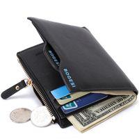 Wholesale Cards Holder Men S - leather designer wallets Holders mens wallet Men 's new card package luxury wholesale short purse 943
