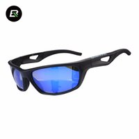 Wholesale Rockbros Polarized Sunglasses - Wholesale- ROCKBROS Polarized Cycling Eyewear Bicycle Bike Sunglasses TR90 Goggles Eyewear Ciclismo Cycling Glasses Cycling Clothings