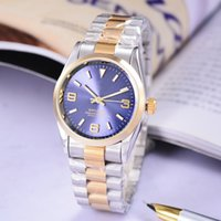 Wholesale Unique Clocks - relogio masculino digital color dial unique purple Men watches top brand luxury automatic mechanical Stainless steel simple logo Male clock