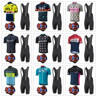 Wholesale cycling kits - 2017 Morvelo Cycling Jerseys Short Sleeves Cycling Clothes Kit With D Gel Padded Shorts Hombre Racing Mtb Bike Sport Quick Dry Ropa Ciclism