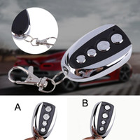 Wholesale Universal Car Key Fob - Wholesale- 433mhz Universal Cloning Key Fob Remote Control for Garage Doors Electric Gate cars ETC Remote Control Duplicator