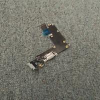 ingrosso caricabatterie da 6g-Per il connettore del caricatore del caricatore di iPhone 5S 5 S 5c 6G 6P 6 più con le parti di ricambio del cavo della flessione del connettore della presa del trasduttore auricolare Trasporto libero