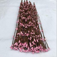 Wholesale garland berries for sale - Group buy Plastic Pip Berry Decorations Garlands Colors Available Decorative Artificial Silk Flowers with cm for DIY Wedding Wreaths Home Garden