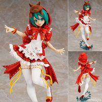 Wholesale Miku Hatsune Hat - Anime Hatsune Miku Figma Red Hat Hatsune Miku ver. figure toys good gift and collection anime toys figma