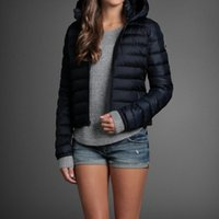 Wholesale Thin Down Jacket Hooded - 2017 autumn and winter new down jacket women Slim short paragraph cotton hooded ultra-thin section of warm casual jacket