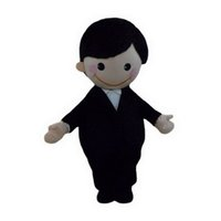Wholesale Cartoon Mascot Boy - Boy Mascot cartoon, factory physical photos, quality guaranteed, welcome buyers to the evaluation and cargo photos