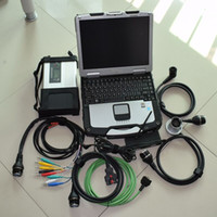Wholesale automotive analyzer for laptop for sale - MB C5 HDD V2018 MB STAR C5 XENTRY VEDIAMO Porgram with cf30 Laptop win7 mb sd connect compact