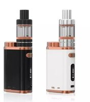 Wholesale Hid Kit Full - TC Full Starter Kit 75W Powered by High-rate 18650 Cell Top filling and hidden adjustable airflow