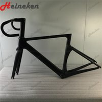 Wholesale Drop Shipping Bikes - Free Shipping UD weave T800 carbon fiber CRF25 Road Bicycle Frame
