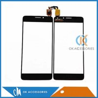 Wholesale Alcatel Idol X - Touch Screen Digitizer Touch Panel For Alcatel One Touch Idol X OT6040d OT6040e 6040a 6040X OT6040 20PC Lot Free Shipping