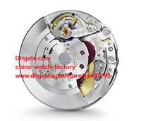 Wholesale Eta Mechanical Movement - Best V7 Version NOOB Factory 40mm 116610 116610LN 116610LV 114060 116613 116618 116619 Swiss ETA 3135 Movement Automatic Mens Watch Watches