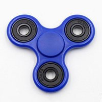 Spinning Gomme Finger Gyro Multi Color Triangolo Spinner Plastica EDC Mania Autismo / ADHD Stress Relief Focus Ansia Giocattoli per bambini SP # 02