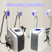 Wholesale Laser Anti Cellulite - Factory Price !!! Fat Freezing frequency therapy machine Cavitation RF fat loss fast Lipo Laser anti cellulite machines