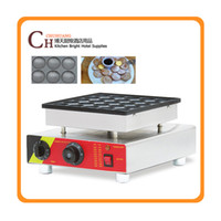 Wholesale Hole Sale Products - Promotion price best sell new product Electric Poffertjes Grill pancake 25 holes for sale