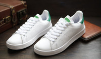 Wholesale Toe Styles - Hot!classic style Stan Smith shoes men's women casual shoes 36-44 white musial Stan Smith skateboard shoes