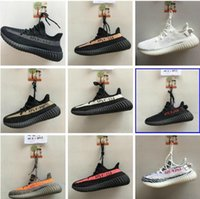 Wholesale Sneakers 13 - 13 Color Free DHL Boost 350 Shoes 350 V2 SPLY-350 Beluga Primeknit Shoes Men's Fashion Sneaker Shoes send no box