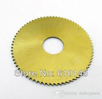 Wholesale Key Cutter Blades - 60*16**1.2mm blade for 238BS.238RS key machine cutter