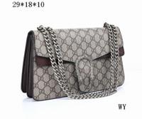 Wholesale Designer Handbags Keys - 2017 New Designer Handbags snake leather embossed fashion Women bag wallets chain Crossbody Bag Brand Designer Messenger Bag sac a main