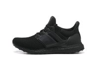 Wholesale Low Cut Skating Shoe - 2017 Cheap Wholesale Ultra Boost 2016 Classic Men & Women Fashion Casual Shoes Cheap Leather Skate Shoes Free Shipping
