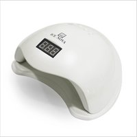 Wholesale Uv Lamp Feet - Wholesale- ICE NOVA 48W Low Heat Mode UV LED Lamp Nail Dryer Manicure Curing Nail Feet Gel Art Tool Professional Phototherapy Nail Gel